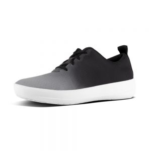 F-Sporty Mesh Black/Soft Grey Ombre Sneakers