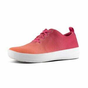 F-Sporty Mesh Sneakers Coral/Fuchia Ombre