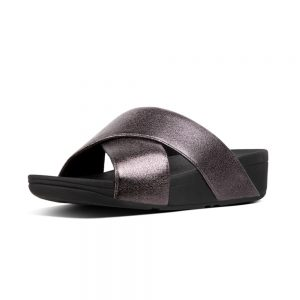 Lulu Molten Metal Slide Pewter