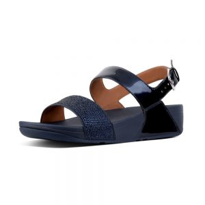 Ritzy Back-Strap Sandal Midnite Navy