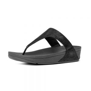 Shimmy Suede Black