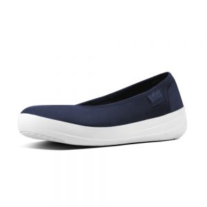 Neoflex Ballerina Midnight Navy shoe