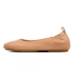 Allegro Ballerina Blush leather shoe