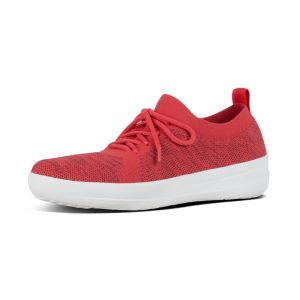 F-Sporty Uberknit Passion Red Sneakers