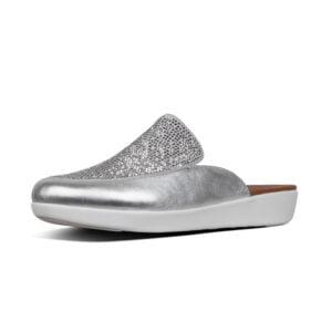 Serene Crystalised Silver