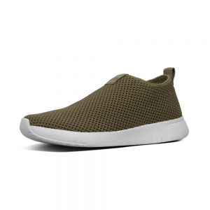 Airmesh slip on Sneaker Avocado.