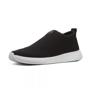 Airmesh slip on Sneaker Black.