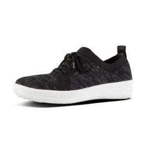 F-Sporty Uberknit Metalic Black Sneaker