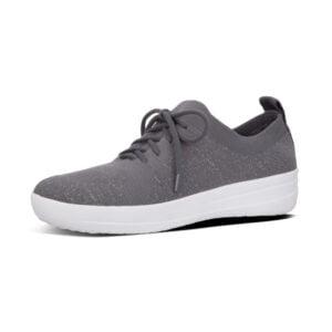 F-Sporty Uberknit Metalic Charcoal/Pewter Sneaker