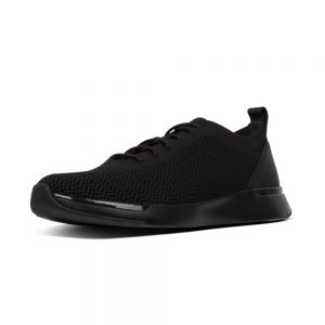 Flexknit All Black Sneaker