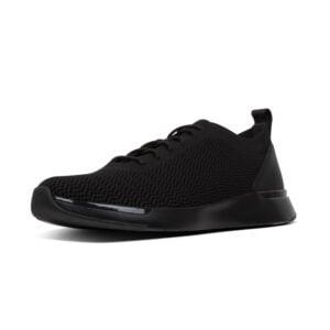 FitFlop Flexknit All Black Sneaker