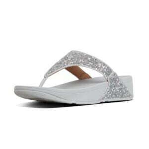 Lulu Glitter Silver