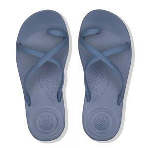 iQushion Wave Flip Flop Blue