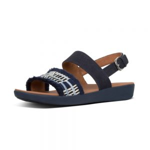 Barra Art-Denim sandal