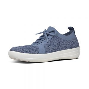F-Sporty Uberknit Metalic Powder Blue Sneaker