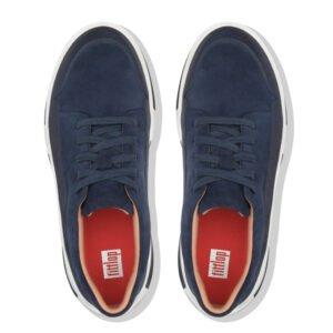 Freya Suede Midnight Navy Suede Sneaker
