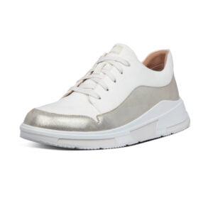 Freya Stone Suede Sneaker