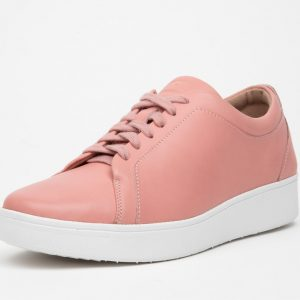 Rally Sneaker Leather Rose Pink