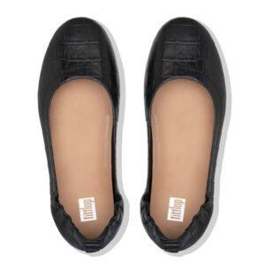 Allegro Croco All Black