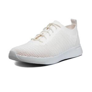 FitFlop Flexknit White Sneaker