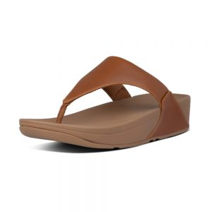 Lulu Leather Light Tan
