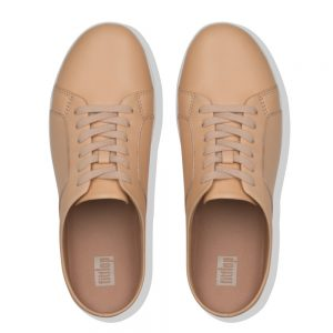 FitFlop CELEST MULE BLUSH LEATHER