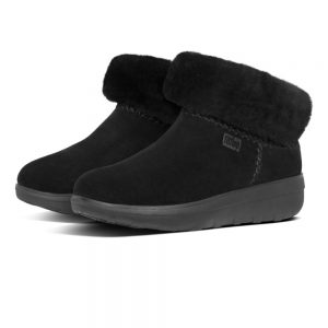 FitFlop MUKLUK lll SHORTY BOOT BLACK