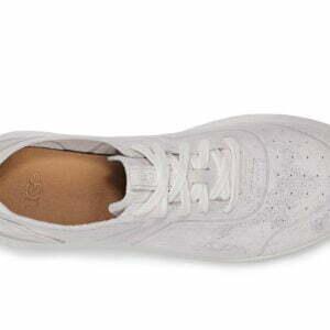 UGG Adaleen Silver Metallic Sneaker