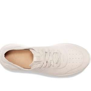 UGG Adaleen White Suede leather sneakers