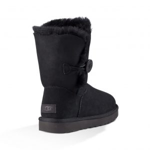 UGG Bailey Button Black boots