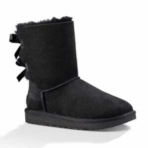 UGG Baily Bow II Black