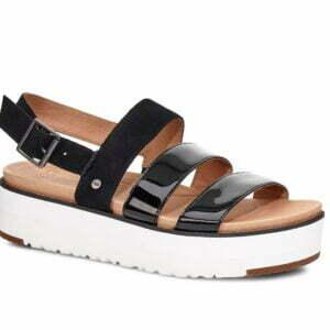 UGG Brealynn Black Sandal