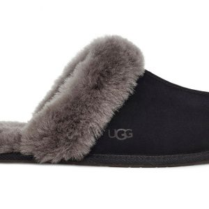 UGG Scuffette II Black/Grey