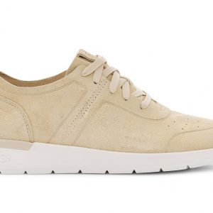 UGG Adaleen Metallic Gold Sneaker