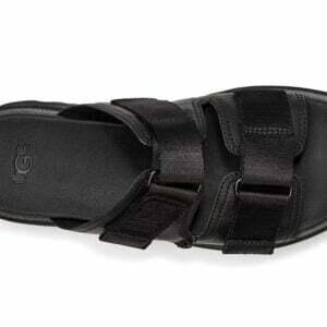 UGG Clem Black Leather