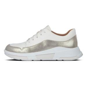 Freya Suede Sneaker Stone