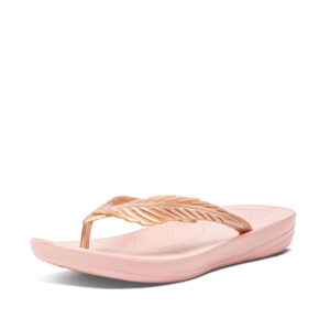 FitFlop iQushion Feather Rose Gold