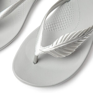 FitFlop iQushion Feather Silver
