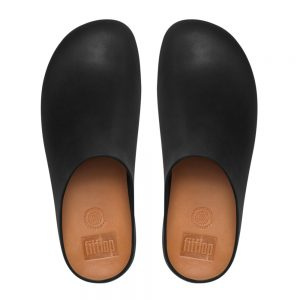 Shuv Leather Black