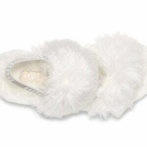 UGG Fluff Sugar Sandal White
