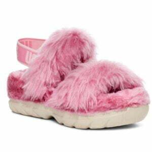 UGG Fluff Sugar Sandal Pink
