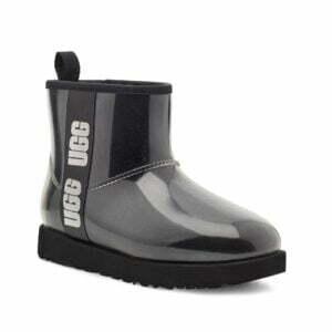 UGG Classic Clear Mini Black boots