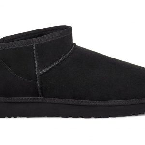 UGG Classic Ultra Mini Black boots