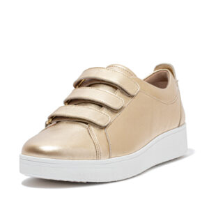 FitFlop Rally Sneaker Velcro Platino