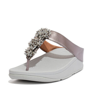 FitFlop Galaxy Bead Pewter