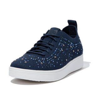 Rally Ombre Crystal Knit Midnight Navy sneakers