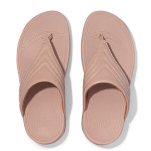 FitFlop Walkstar Leather Nude