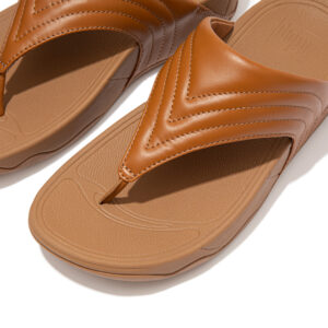 FitFlop Walkstar Leather Light Tan